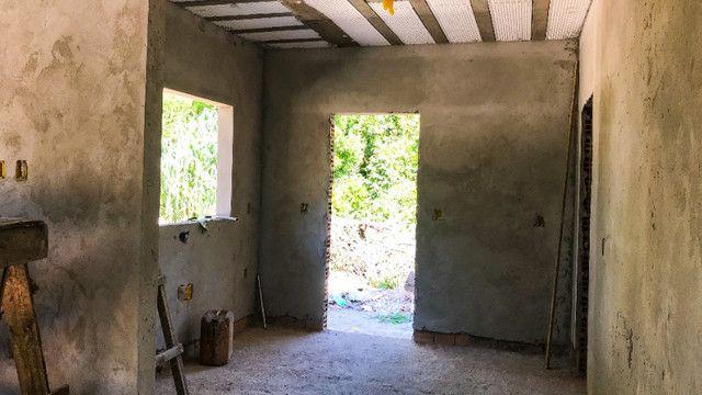 Casa Geminada à 240 Metros da Praia - Foto 3