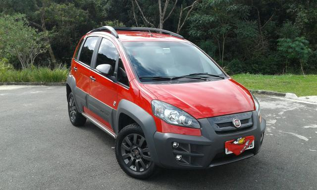 Fiat idea adventure 1 8 2016 flex 2016 carros santa for Fiat idea adventure 1 8