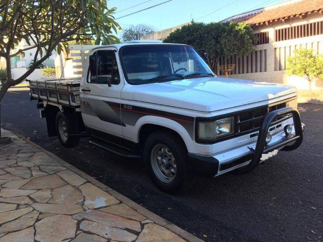 D20 Turbo - Ano 87 - Super Conservada