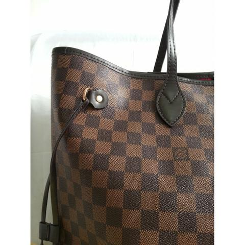 Bolsa da Louis Vuitton modelo Neverfull G