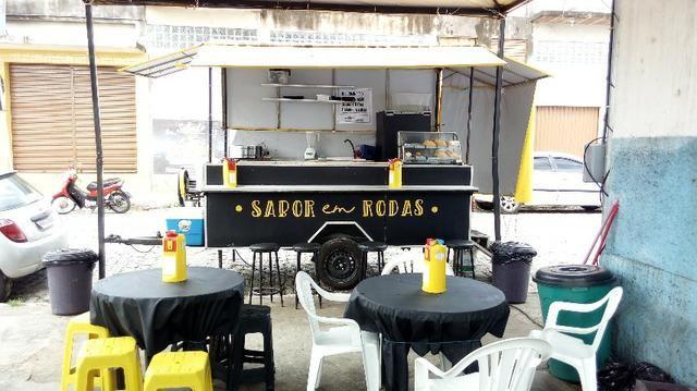 Vendo Food truck,oportunidade de ser dono de seu próprio negocio!