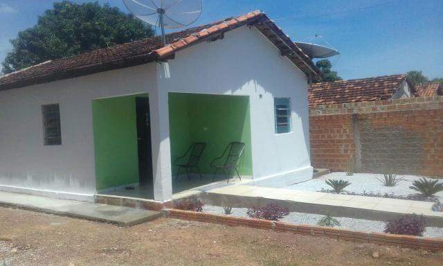 Casa formoso do araguaia 2qts, centro