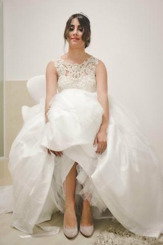 Vestido de Noiva 36-38