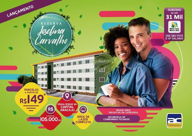Reserva Josefina de Carvalho, Subsídios de até 31 mil