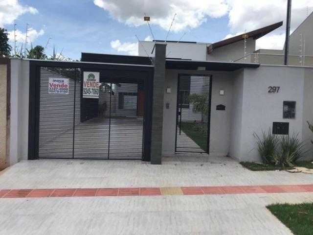 Vendo Casa Jardim Paulista 3 Quartos Excelente Acabamento Próx. Colégio ABC