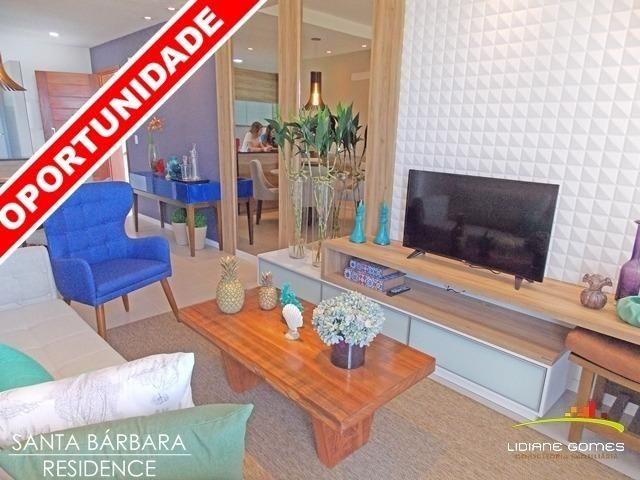 Apartamento na Praia, 2 quartos, Porto das Dunas, Vista Mar