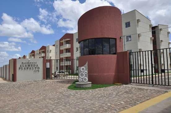 Apartamento no Residencial Alameda Planalto