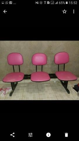 Cadeira de espera
