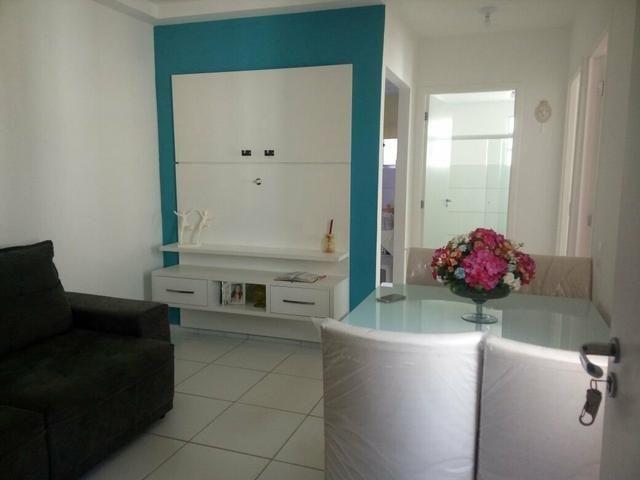 Alugo apartamento no Marcos Freire 2 próximo do mini chopp são Braz