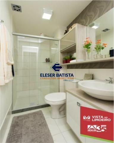 Apartamento à venda com 3 dormitórios em Condomínio vista limoeiro, Serra cod:AP00071 - Foto 10
