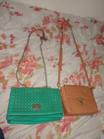 1a2ab8e1e Barbada! bolsa 40 reais cada! - Bolsas, malas e mochilas - Capoeiras ...