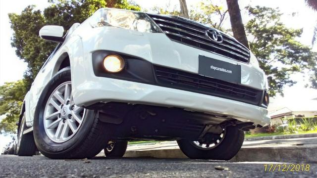 Toyota Hilux Sw4 3.0 4x4 Diesel 2013 -5 Lugares - Foto 18