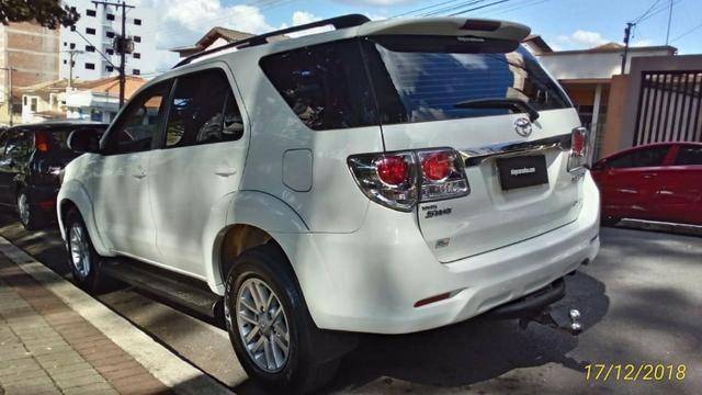 Toyota Hilux Sw4 3.0 4x4 Diesel 2013 -5 Lugares - Foto 12