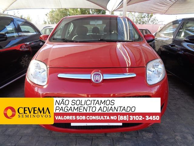 Fiat Palio Attractive 1.4 - Vermelho - Foto 2