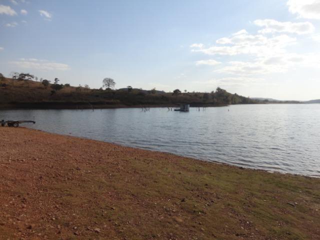 Casa de campo no lago corumba abadiania - Foto 14