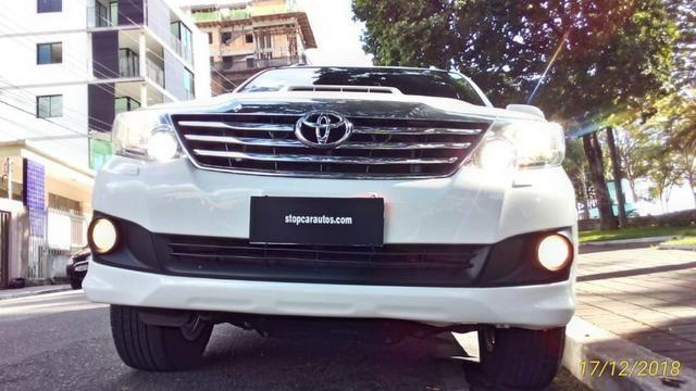 Toyota Hilux Sw4 3.0 4x4 Diesel 2013 -5 Lugares - Foto 16