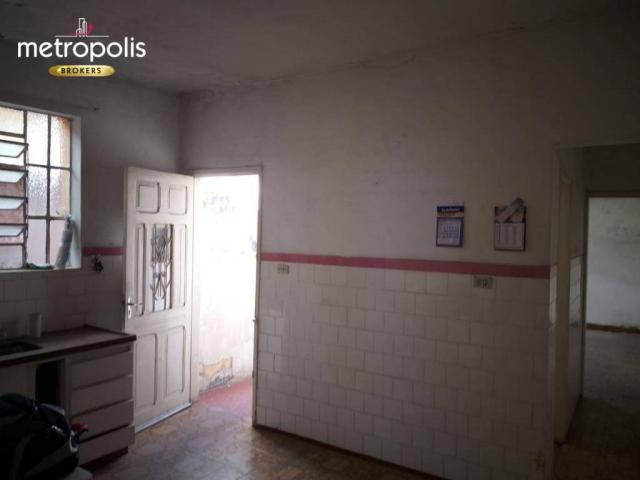 Terreno à venda, 200 m² por r$ 600.000,00 - santa paula - são caetano do sul/sp - Foto 3