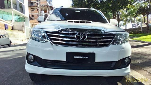 Toyota Hilux Sw4 3.0 4x4 Diesel 2013 -5 Lugares - Foto 11
