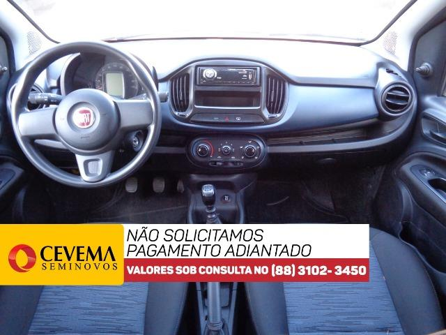 Fiat Uno Drive 1.0 - Vermelho - Foto 11