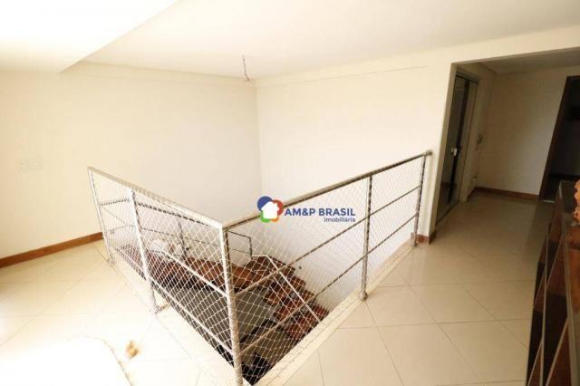 Cobertura com 5 dormitórios à venda, 320 m² por R$ 870.000,00 - Setor Marista - Goiânia/GO - Foto 18