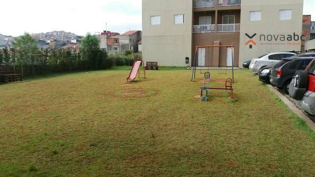 Apartamento para alugar, 47 m² por R$ 1.200,00/mês - Vila João Ramalho - Santo André/SP - Foto 9