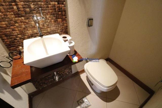 Cobertura com 5 dormitórios à venda, 320 m² por R$ 870.000,00 - Setor Marista - Goiânia/GO - Foto 5