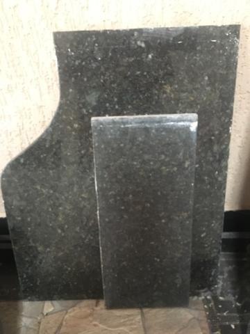 Vendo pia mármore verde Ubatuba - Foto 3