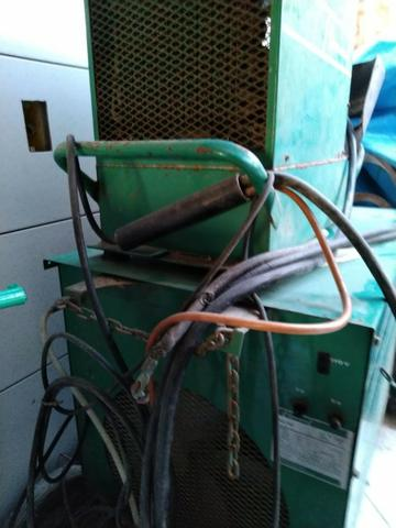 MS- Vendo Máquina de Solda TIG White Martins 360 AC/dc - Foto 3