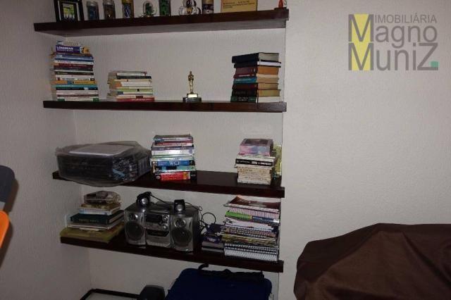 Edifício Dra. Risalva - Apartamento residencial à venda, Papicu, Fortaleza. - Foto 13
