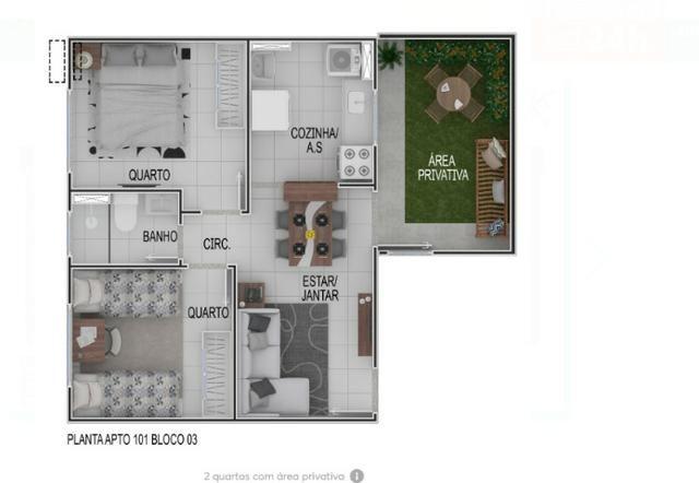 JG. Apartamentos com promoções em Morada de Laranjeiras no Minha Casa Minha Vida! - Foto 17