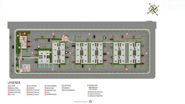 JG. Apartamentos com promoções em Morada de Laranjeiras no Minha Casa Minha Vida! - Foto 19