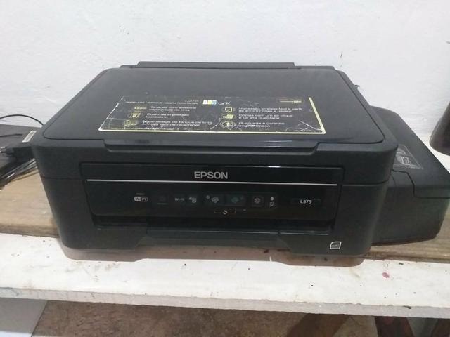 Prensa pra Sublimação, 8x1 e mais uma Impressora pra tintas sublimaticas Epson - Foto 3