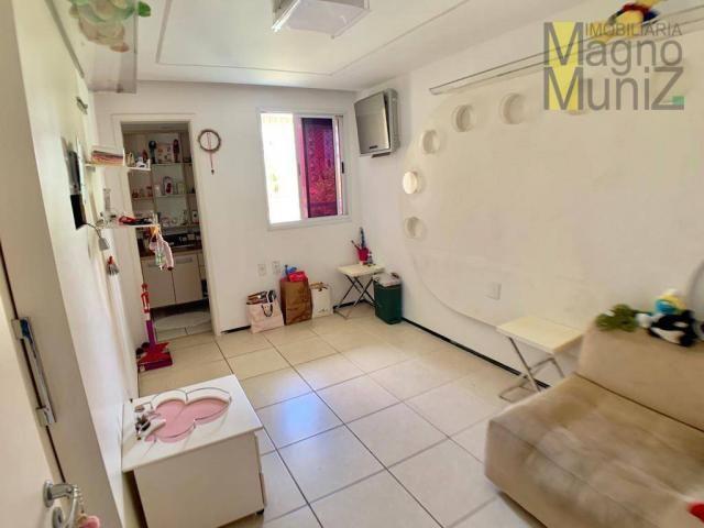 Apartamento com 3 dormitórios à venda por r$ 700.000,00 - cocó - fortaleza/ce - Foto 13