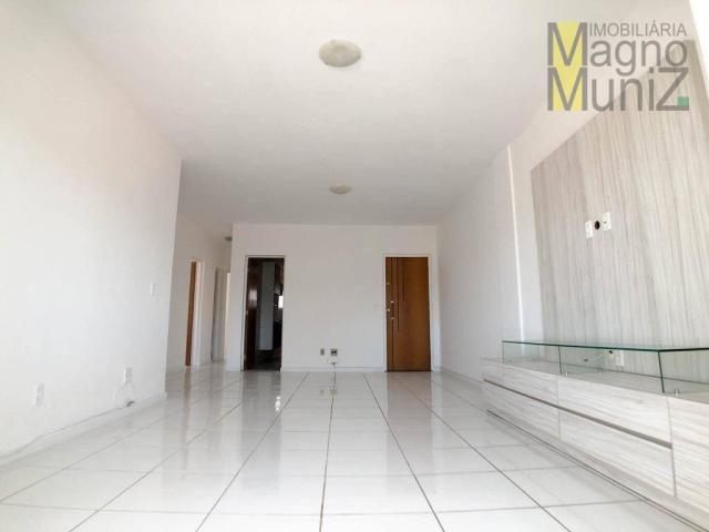 Apartamento projetado com 3 dormitórios, 2 vagas, à venda, 110 m², por r$ 275.000 - papicu - Foto 6