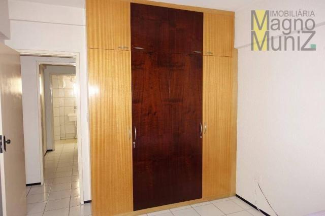 Edifício Dra. Risalva - Apartamento residencial à venda, Papicu, Fortaleza. - Foto 15