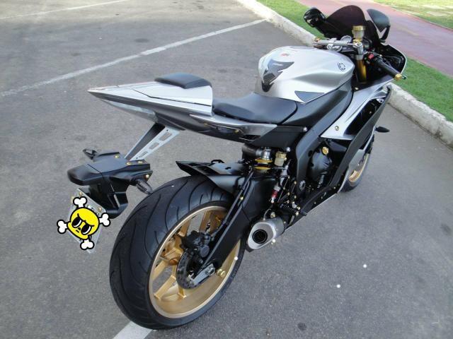 Yamaha R6 2007/2008 - Foto 3