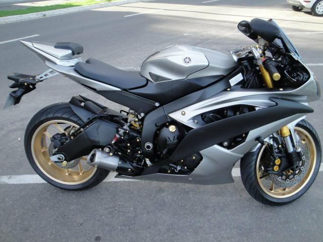 Yamaha R6 2007/2008 - Foto 11