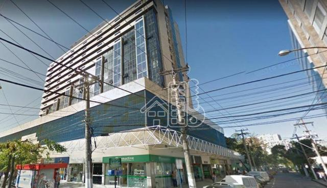 Sala para alugar, 22 m² por R$ 1.000,00/mês - Centro - Niterói/RJ - Foto 12