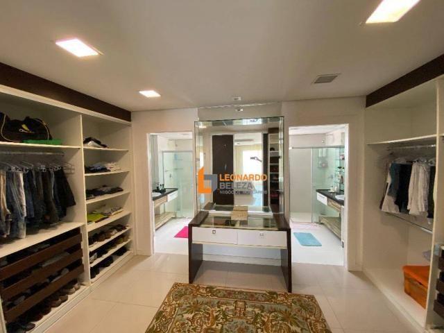 Apartamento Alto Padrão, Luxo à venda, 350 m² por R$ 3.990.000,00 - Meireles - Fortaleza/C - Foto 12