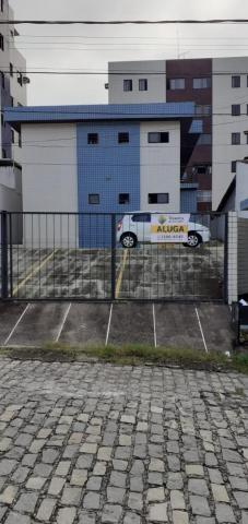 Apartamento para alugar com 2 dormitórios em Castelo branco, Joao pessoa cod:L410