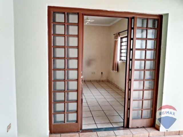 Casa 02 dormitórios, locação- Centro - Cosmópolis/SP - Foto 5