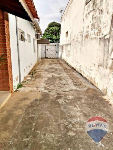 Casa 02 dormitórios, locação- Centro - Cosmópolis/SP - Foto 3