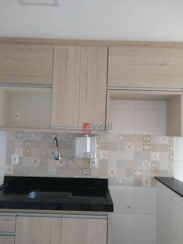 Apartamento com 3 dormitórios para alugar, 70 m² por R$ 1.600/mês - Boa Vista - São José d - Foto 8
