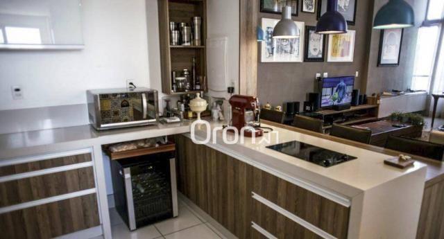 Cobertura com 3 dormitórios à venda, 170 m² por R$ 890.000,00 - Jardim Goiás - Goiânia/GO - Foto 13