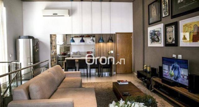Cobertura com 3 dormitórios à venda, 170 m² por R$ 890.000,00 - Jardim Goiás - Goiânia/GO - Foto 7