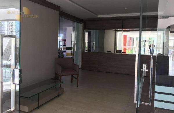 Apartamento com 3 dormitórios à venda, 120 m² por R$ 490. - Bosque da Saúde - Cuiabá/MT - Foto 2