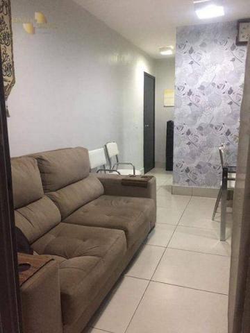 Apartamento com 2 dormitórios à venda, 56 m² por R$ 200.000,00 - Jardim Florianópolis - Cu
