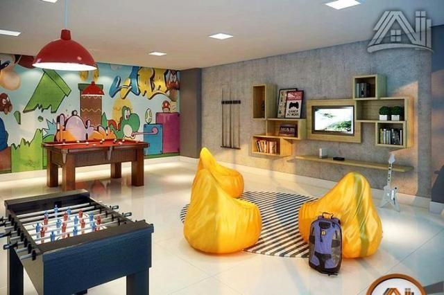 Apartamento no Benfica, Aquarela condomínio club - Foto 9