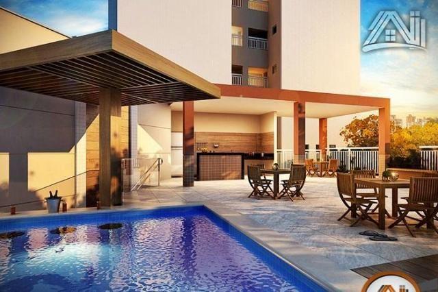 Apartamento no Benfica, Aquarela condomínio club - Foto 6