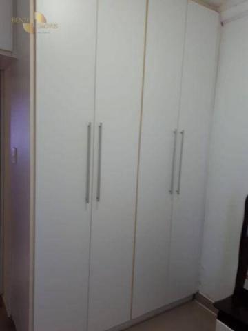 Apartamento com 3 dormitórios à venda, 190 m² por R$ 250.000 - Jardim Aclimação - Cuiabá/M - Foto 12